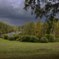 Уж небо осенью дышало... :: Александр Гурьянов