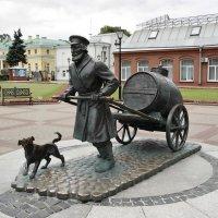 музей воды в Санкт-Петербурге :: Алексей Кудрявцев