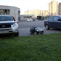 главное - это правильная парковка :: Алексей Кудрявцев