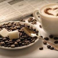 кофе :: Мария Пикалова