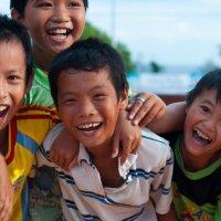 Дети Вьетнама. :: Наталья Победаш