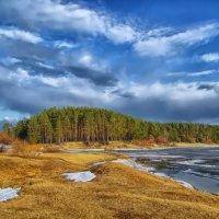 Пейзаж :: Альберт Беляев