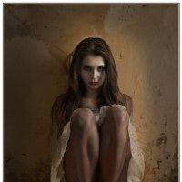 Балерина-вампир (фантазия) :: Игорь Смолкин