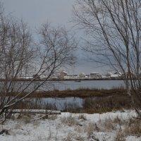 Река еще не встала :: Вера Покровская