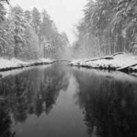 Первый снег в ХМАО :: Зуфар Халиков
