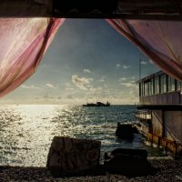 Сцена как пляж :: Михаил Малышев
