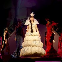 ЭТНО подиум 2012 :: Елена Серебрякова