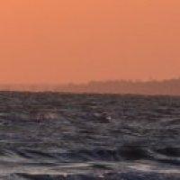 Восход на море :: Алексей Шибаев