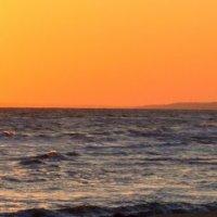 Восход на море 2 :: Алексей Шибаев