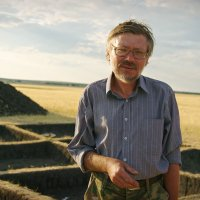 Археолог на раскопе :: Роман Суханов