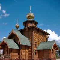 Церковь святого князя Владимира в Туле :: Александр Николаев