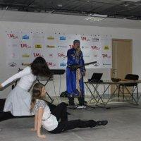 Танец под пение Саяна :: Наталья Золотых-Сибирская