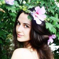 Богиня... :: Елена Беляева