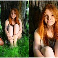 Волшебница леса :: Настя Филиппова