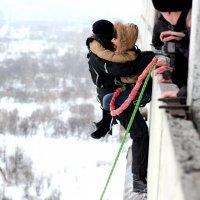 Двое на карнизе! :: Дмитрий Арсеньев