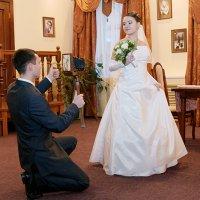 Свадьба в Студёном ключе :: Нина и Валерий Андрияновы