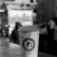 Кофе :: Анастасия Невзорова