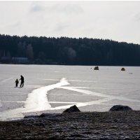 Зимняя рыбалка :: Олег Каплун
