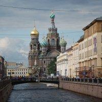 Храм Спаса на крови :: Сергей Лошкарёв