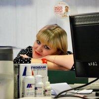 Коллега :: Татьяна Матвеева