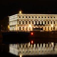 Ночное великолепие :: Настя Филиппова