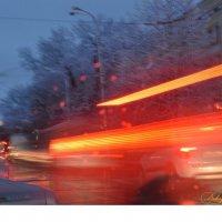 ночные огни.. :: Светлана Давыдова