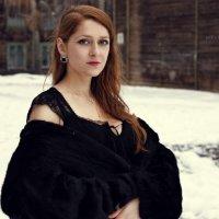 Портрет Марии :: Юлия Люлькина