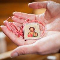 Руки крестной :: Наталия Иванова