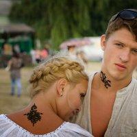 Брат и сестра :: Андрей Пшеничный