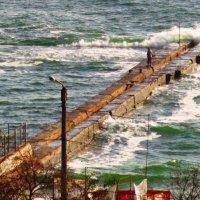 Осень, Море, Человек :: AV Odessa