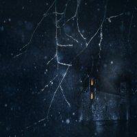 в снегах :: Ирэна Мазакина