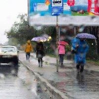 Утро, Дождь ... :: AV Odessa