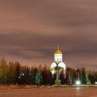 На поклонной горе :: Павел Чекалов