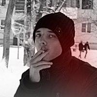Курить вредно :: Настя Филиппова