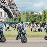 В путешествие по Парижу :: Ирина Краснобрижая