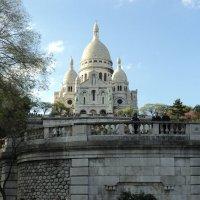 Париж, Базилика Сакре-Кёр. :: Сергей Шруба