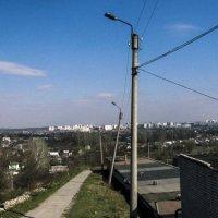 Вид на Салтовку :: Александр Сальтевский