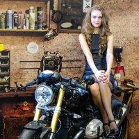 Две модели :: Денис Белов