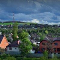 Пятигорск: «вид из окна» :: Ник Карелин