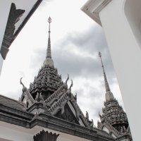 Таиланд. Бангкок. Железный храм (фрагмент) :: Владимир Шибинский