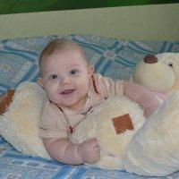 Давид побеждает медведя :: Ирина Королёва