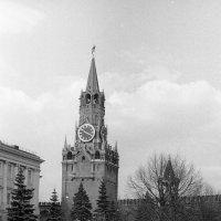 Москва 1960-е. :: Олег Афанасьевич Сергеев