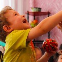 мальчик - улыбка :: Aigerim Serikova