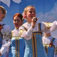 Праздничный концерт :: Игорь Кузьмин