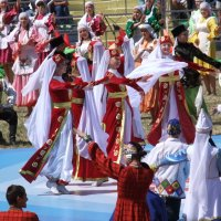 Народные  танцы :: Вик Токарев