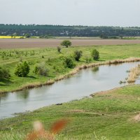 Река Ингулец :: Aleksandr Geraimovich