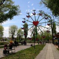 в парке :: Игорь Kуленко