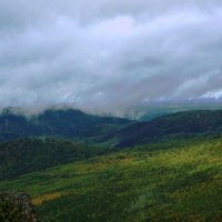 Дождь над Айгиром :: Георгий Морозов