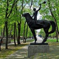 В парке. :: Надежда Ивашкина