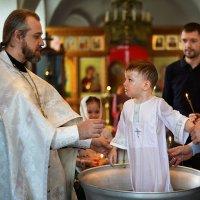 Крещение :: Алиса Бронникова